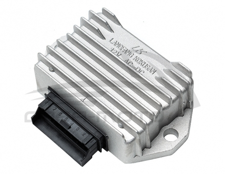 Lichtmaschinenregler mit 8 Anschlüsse Ape 50 ZAPC80