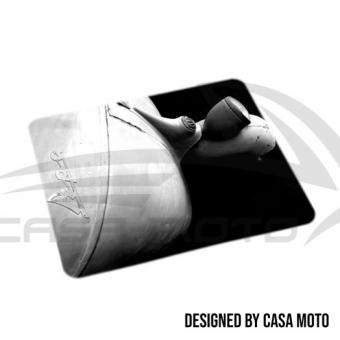 """Mousepad """"Faro Basso"""" Designed by Casa Moto"""