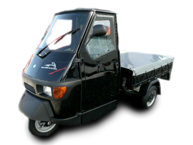 casa moto piaggio dreir der und mehr piaggio ape 50 planenabdeckung f r ladefl che piaggio. Black Bedroom Furniture Sets. Home Design Ideas