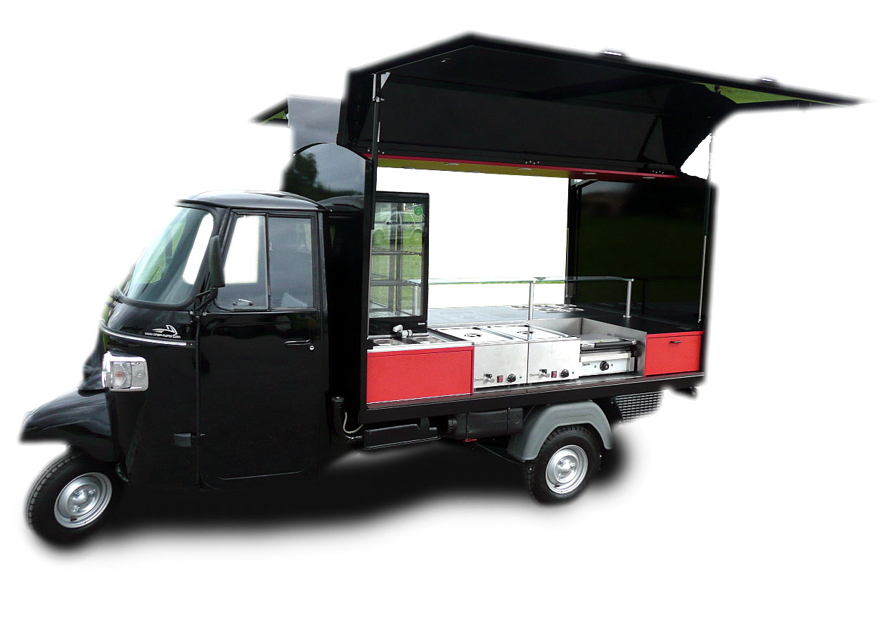 casa moto piaggio dreir der und mehr piaggio ape classic old school hot dogs piaggio ape. Black Bedroom Furniture Sets. Home Design Ideas