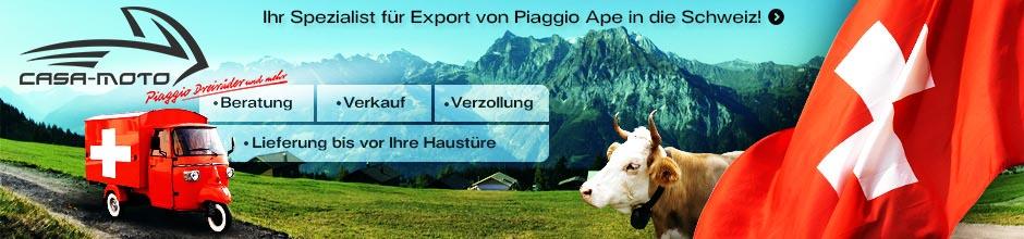 Export Schweiz